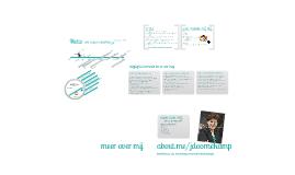Curriculum Vitae. Jacqueline Doornekamp