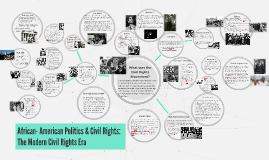African- American Politics & Civil Rights: