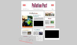 Pollution Post