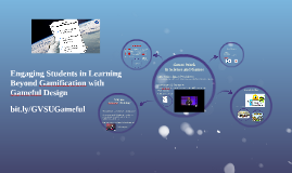 Engaging Students in Learning Beyond Gamification - Gameful Thinking