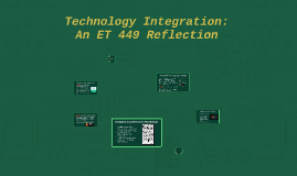 Technology Integration: