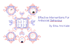 Effective Interventions For Antisocial Behaviour