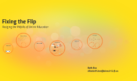 Successfully Flipping Your Classroom