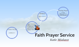 Faith Prayer Service