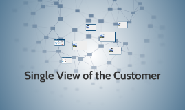 Copy of Single View of the Customer