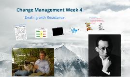 Change Management week 4