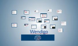 Copy of Wendigo
