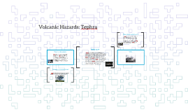 Volcanic Hazards: Tephra