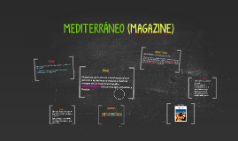 MEDITERRÁNEO (MAGAZINE)