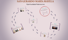 SAN GERARDO MARÍA MAYELA