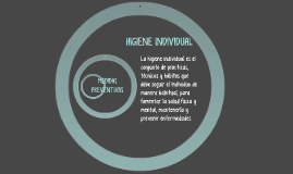 HIGIENE INDIVIDIUAL E HIGIENE COMUNITARIA