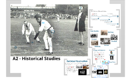 A2 - Historical Studies