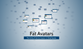 Fat Avatars