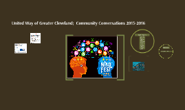 United Way of Greater Cleveland; Mind Fest Community Conversation