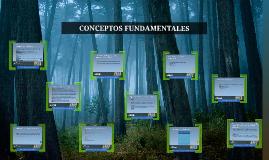 Conceptos fundamentales de MyC