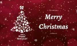 Copy of Free Christmas Prezi Template