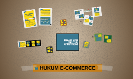 HUKUM E-COMMERCE