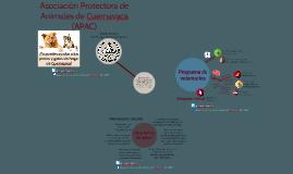 Presentación APAC - Voluntariados