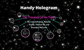 Handy Hologram