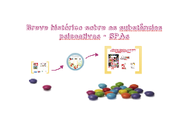 Breve histórico sobre as substâncias psicoativas - SPAs
