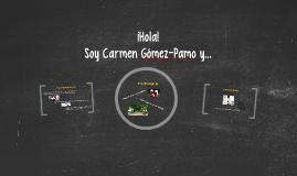 Presentación de Carmen Gómez-Pamo