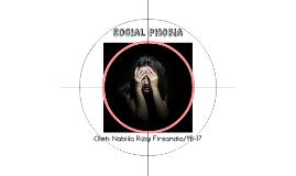 social phobia pada remaja