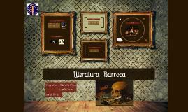 Copy of Literatura  Barroca