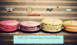 UHCOP Orientation Coordinators