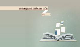 Pedagogická knihovna ZČU