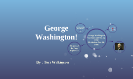 George Washington!