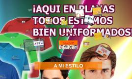 La empresa A MI ESTILO, ofrece un producto de diseños de cam