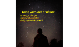 Code your space questions