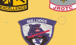 Burke High School JROTC Bulldog Battalion