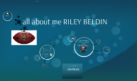all about me RILEY BELDIN