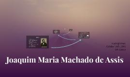 Joaquim Maria Machado De Asis