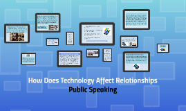 How Does Technology Affect Relationships