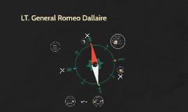 LT. General Romeo Dallaire