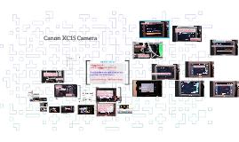 Canon XC15 Camera