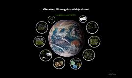 Klimato atšilimo grėsme bioįvairovei