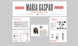 MARIA GASPAR