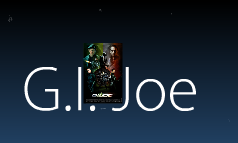 G.I. Joe Physics