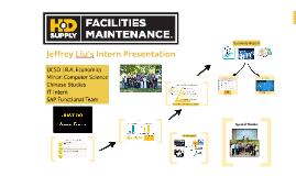 Copy of Jeffrey Liu's Intern Presentation
