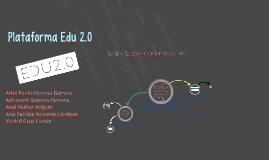 Plataforma Edu 2.0