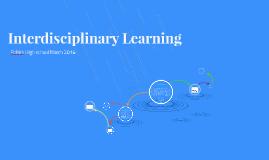 Interdisciplinary Learning
