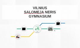 VILNIUS SALOMEJA NERIS GYMNASIUM