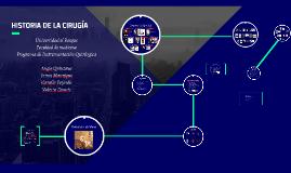 HISTORIA DE LS CIRUGIA