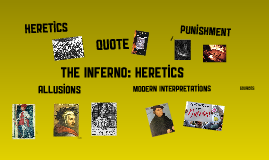 Copy of The Inferno: Heretics
