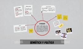 Semiótica y Política