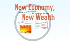 New Economy - New Wealth