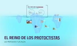 EL REINO DE LOS PROTOCTISTAS